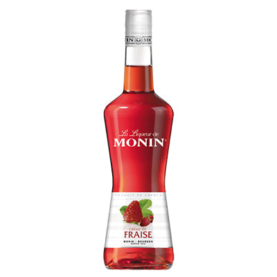 Licor de Fresa, Monin