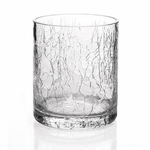 Vaso Bajo Crakle, 407 ml.