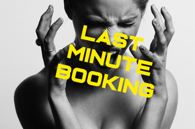 Last Minute Booking Service