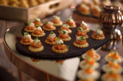 Catering for events London - PartymakerApp