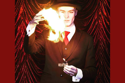 Magician for events London - PartymakerApp