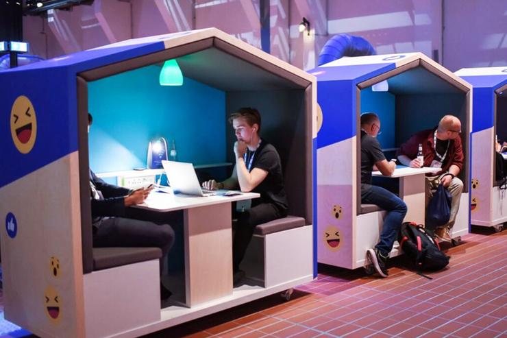 Nook | Mobile Meeting Pods