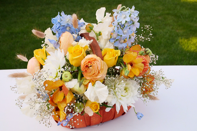 Flowers for events London - PartymakerApp