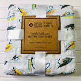 Triple-Layer Bamboo Blanket - Bold & Bright Boutique