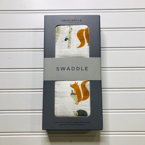 Animal Swaddles - Bold & Bright Boutique
