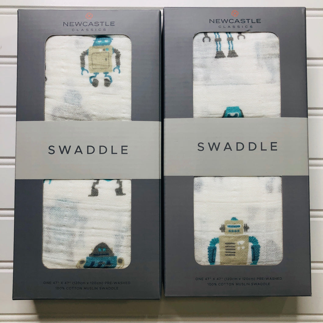 Novelty Swaddles - Bold & Bright Boutique