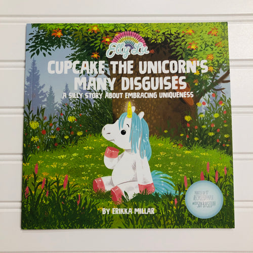 Cupcake the Unicorn's Many Disguises - Bold & Bright Boutique