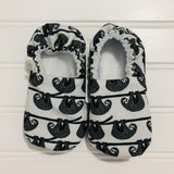 Organic Baby Moccasins - Bold & Bright Boutique