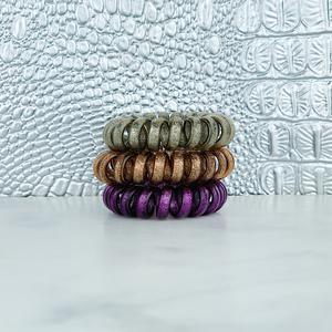 Hotline Hair Ties Mini Set - Bold & Bright Boutique