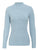 Elastic Turtleneck Women Knitted Pullover Sweater