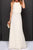 InsDresses Fashion Halter  Back Hole  Plain  Sleeveless Maxi Dresses