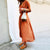 InsDresses Fashion Fashion Short Sleeve Maxi Dresses Casual Dress