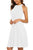 InsDresses Sexy Slim Plain Halter Sleeveless Shift Dress