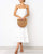 InsDresses Fashion Sweet Sleeveless Pure Colour Sling Layered Maxi Dresses