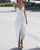 InsDresses Fashion Fashion Strap V-Neck Sleeveless Solid Color Maxi Dresses