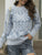 Autumn Fashion High Street Long Sleeve Pullovers Sweater