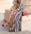 Ins Dresses Black And White Striped Shirt Elegant Party Split Maxi  Dress