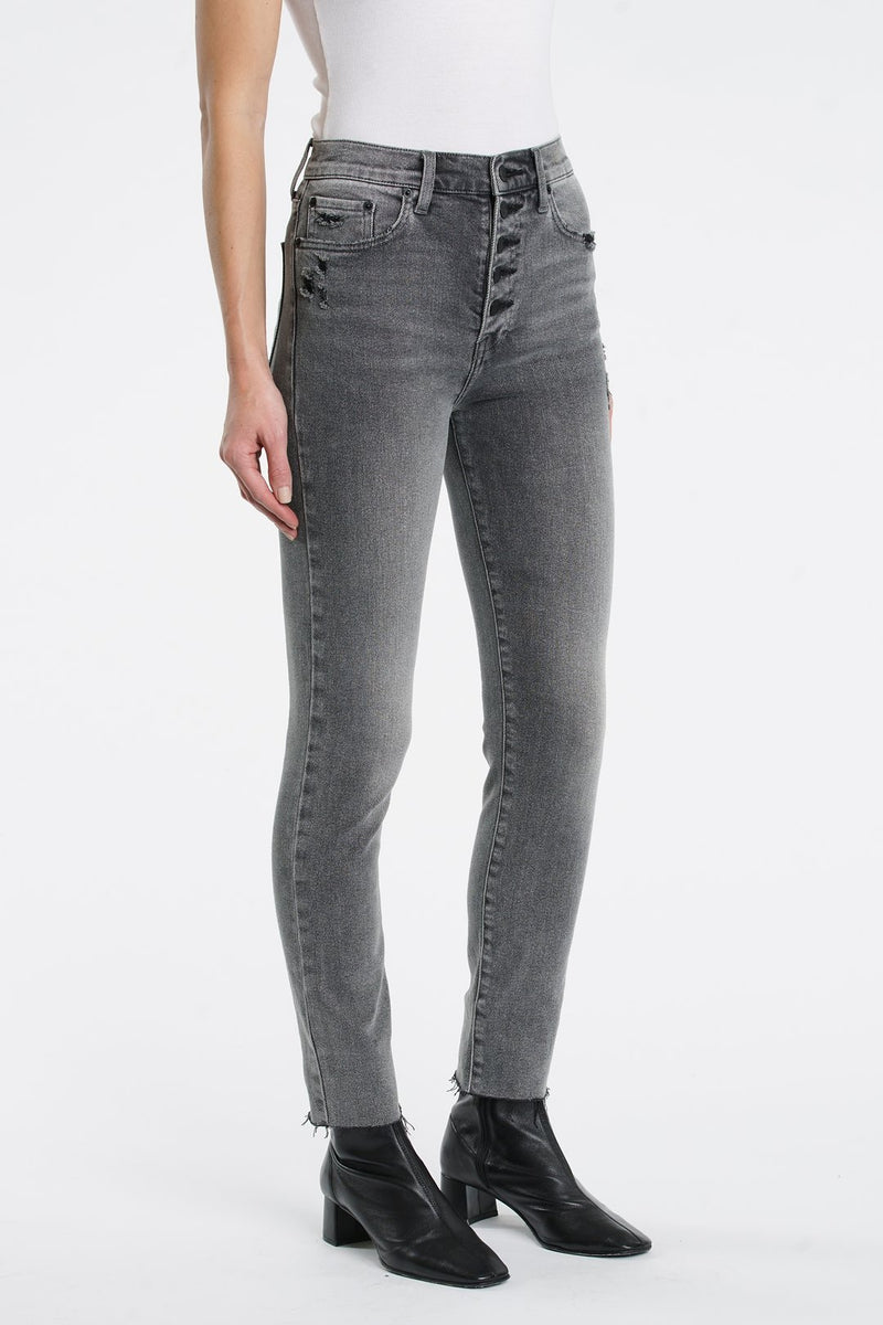 Cara High Rise Vintage Skinny - Misguided
