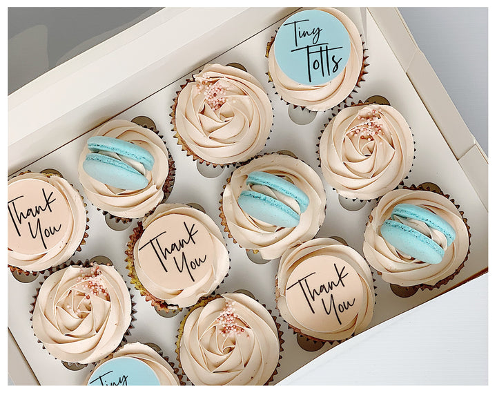 ** CURRENTLY UNAVAILABLE - Deluxe Cupcakes 12x