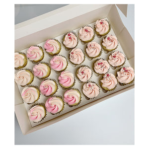 ** CURRENTLY UNAVAILABLE - Mini Cupcakes A Little Fancy 24x