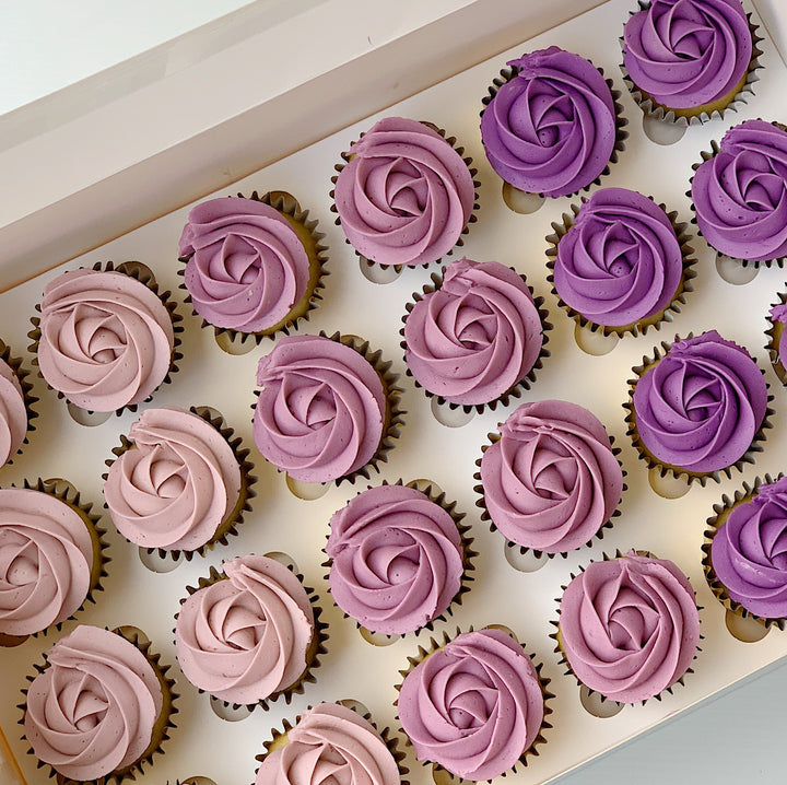** CURRENTLY UNAVAILABLE - Standard Mini Cupcakes 24x