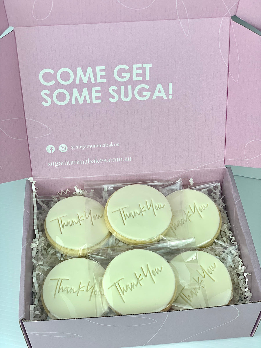 'Thank you' Cookie Pack