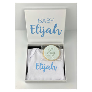 Mini 'Welcome baby' pack
