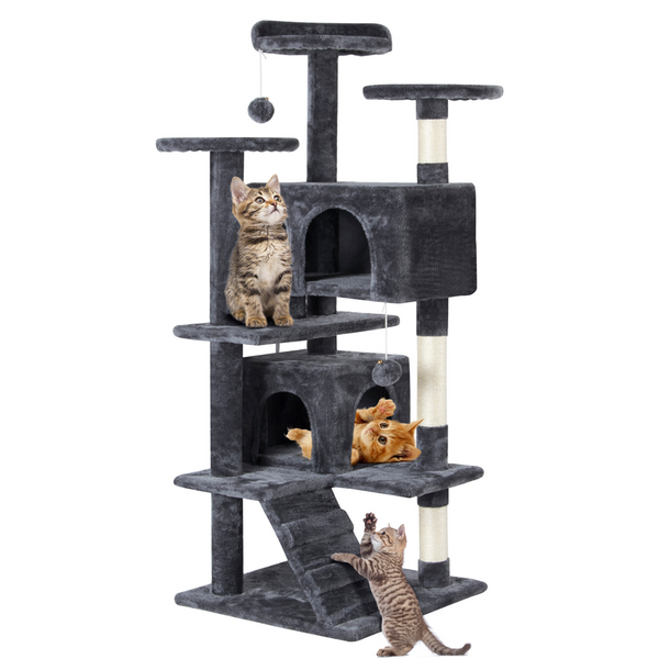 Buying Guide How To Choose A Suitable Cat Tree For Your Cat Pawscoo
