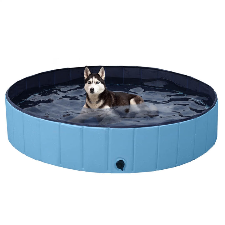 Pawscoo Dog Swimming Pool XL