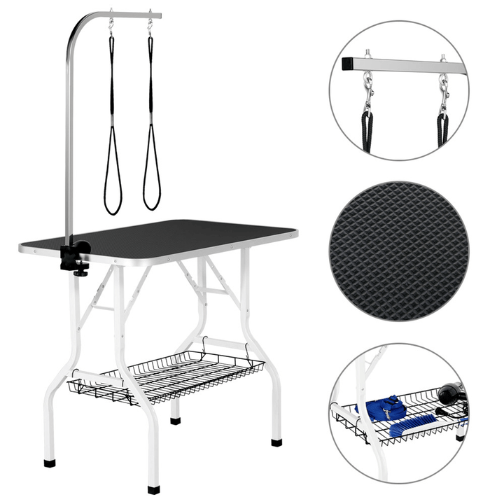 Pawscoo 36-inch Dog Grooming Table - Pawscoo