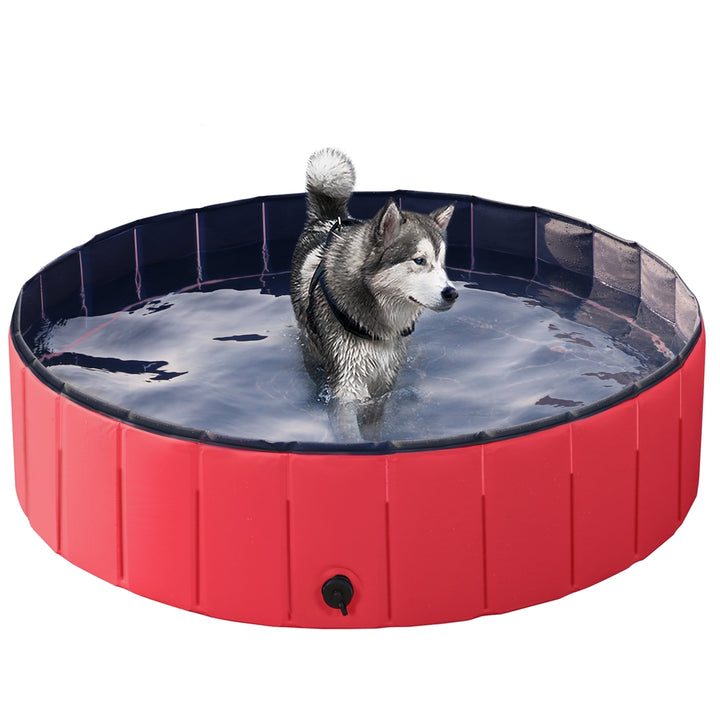 Pawscoo Dog Swimming Pool L