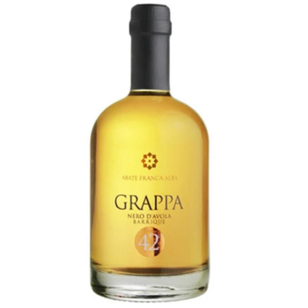 Grappa di Nero d'Avola Barrique