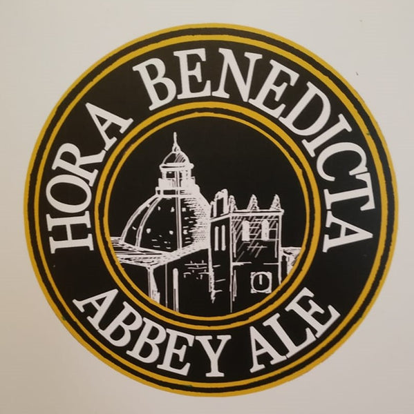 Birra scura Hora Benedicta Abbey Ale 75cl