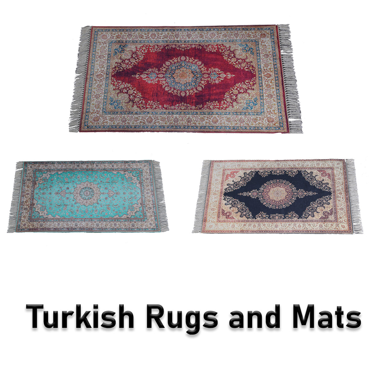 Turkish Rugs and Mats