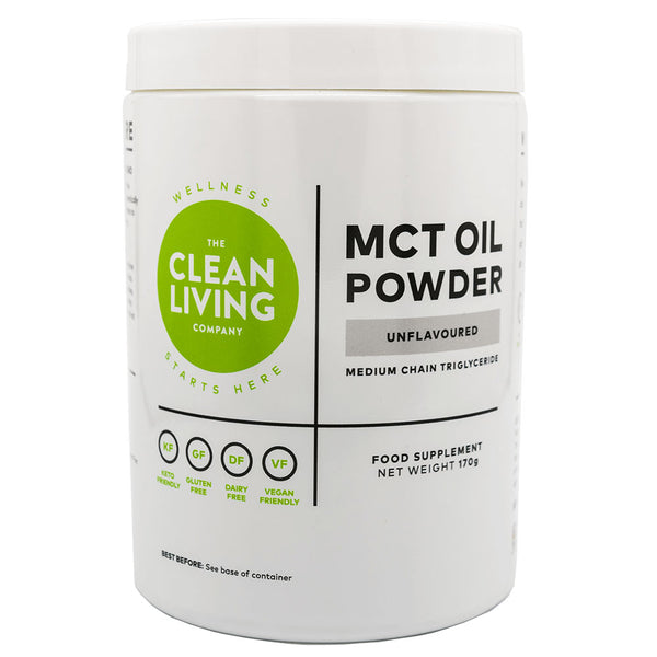 MCT Oil Powder - 170g - SOLD OUT BUT AVAILABLE FOR PRE-ORDER