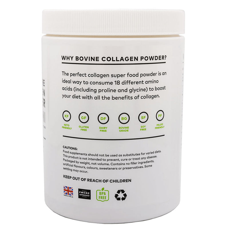 Clean Living Company Pure Collagen Powder (Pack of 3) Save 15%
