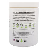 Clean Living Company 100% Pure Collagen Powder, Unflavoured - 340g
