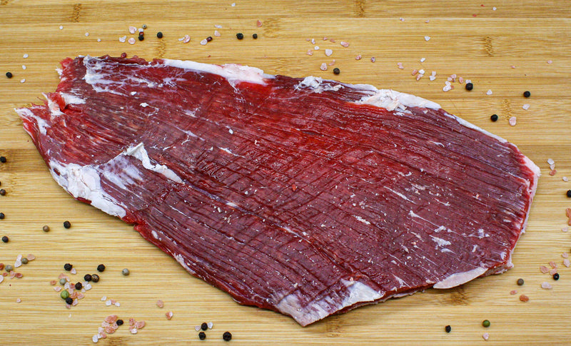 Wheeler Flank Steak - Source to Table