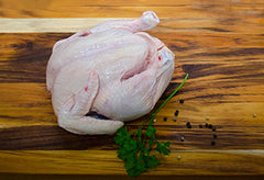 Whole Broiler Chicken - Source to Table