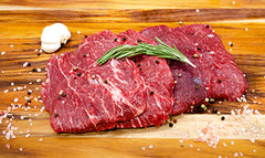 Flat Iron Steak (4 per pkg) - Source to Table