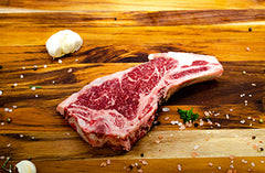 New York Strip Steak - Source to Table
