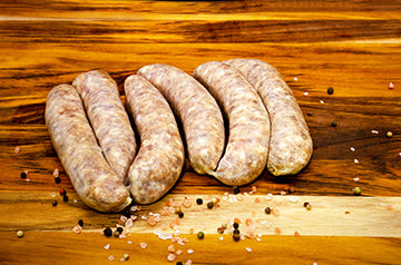 Hearty Breakfast Sausage Links - Source to Table
