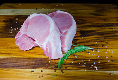 Porterhouse Pork Chop (2 per pkg) - Source to Table