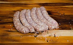 Parmesan Garlic Brats (6 per pkg) - Source to Table