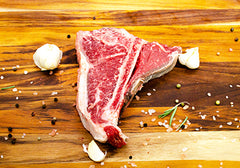 T-bone Steak - Source to Table