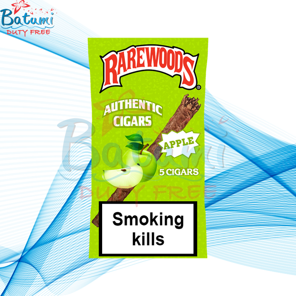 Rarewoods Backwoods Apple Cigars online for sale USA Canada