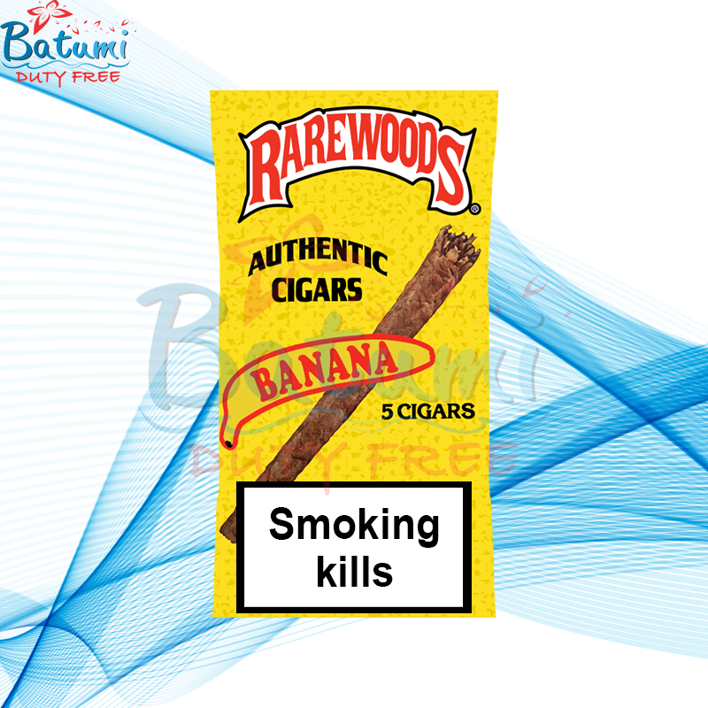 Rarewoods Backwoods Banana Cigars online for sale USA Canada