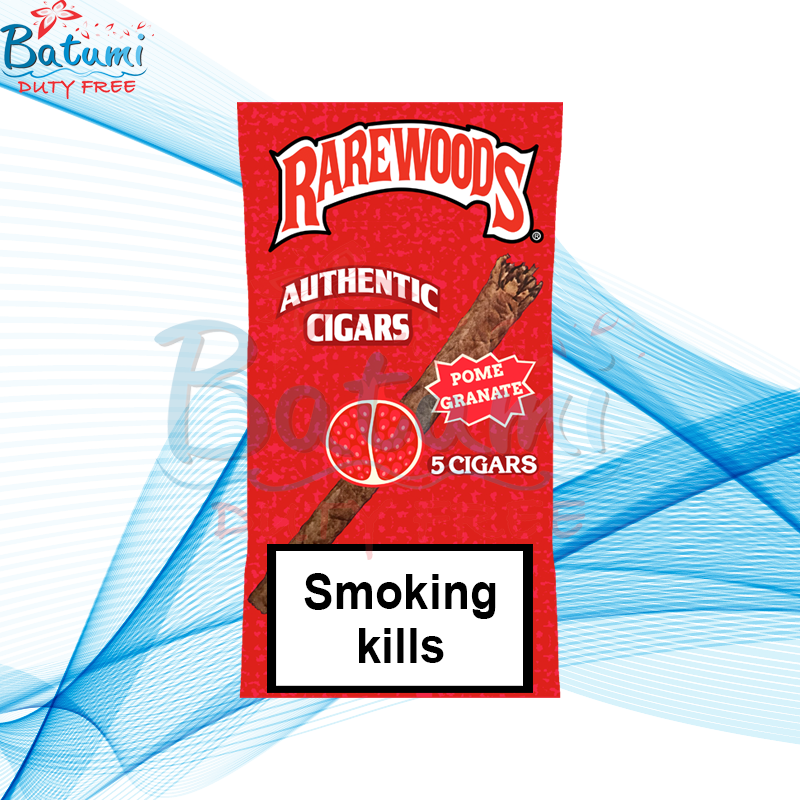 Rarewoods Backwoods Pomegranate Cigars online for sale USA Canada