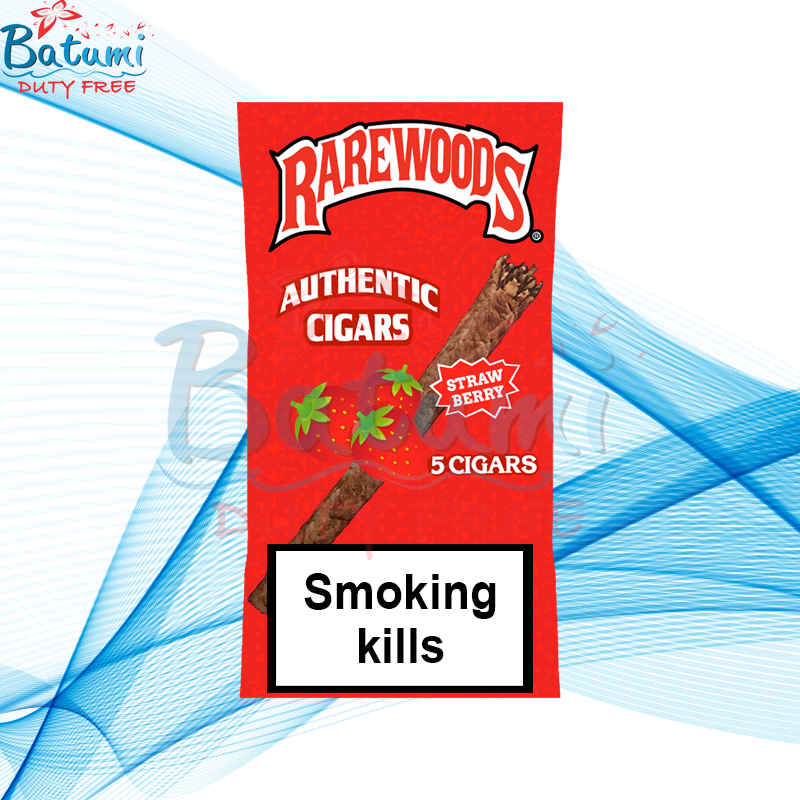 Rarewoods Backwoods Strawberry Cigars online for sale USA Canada