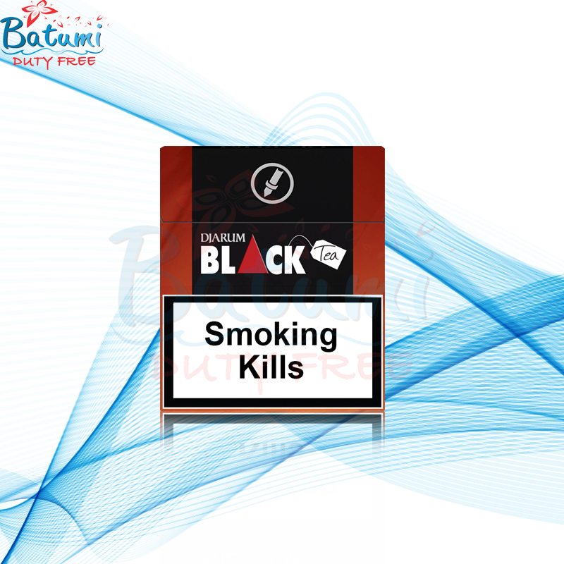 Djarum Black Tea Cigarettes online for sale USA UK